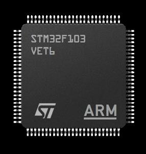 Сопроцессор STMicroelectronics ARM